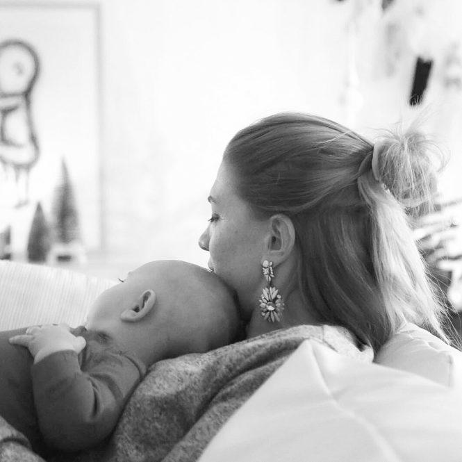 Mama werden ist nicht schwer..?