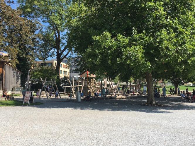 Spielplatztest #3: Spielplatz am Seequai