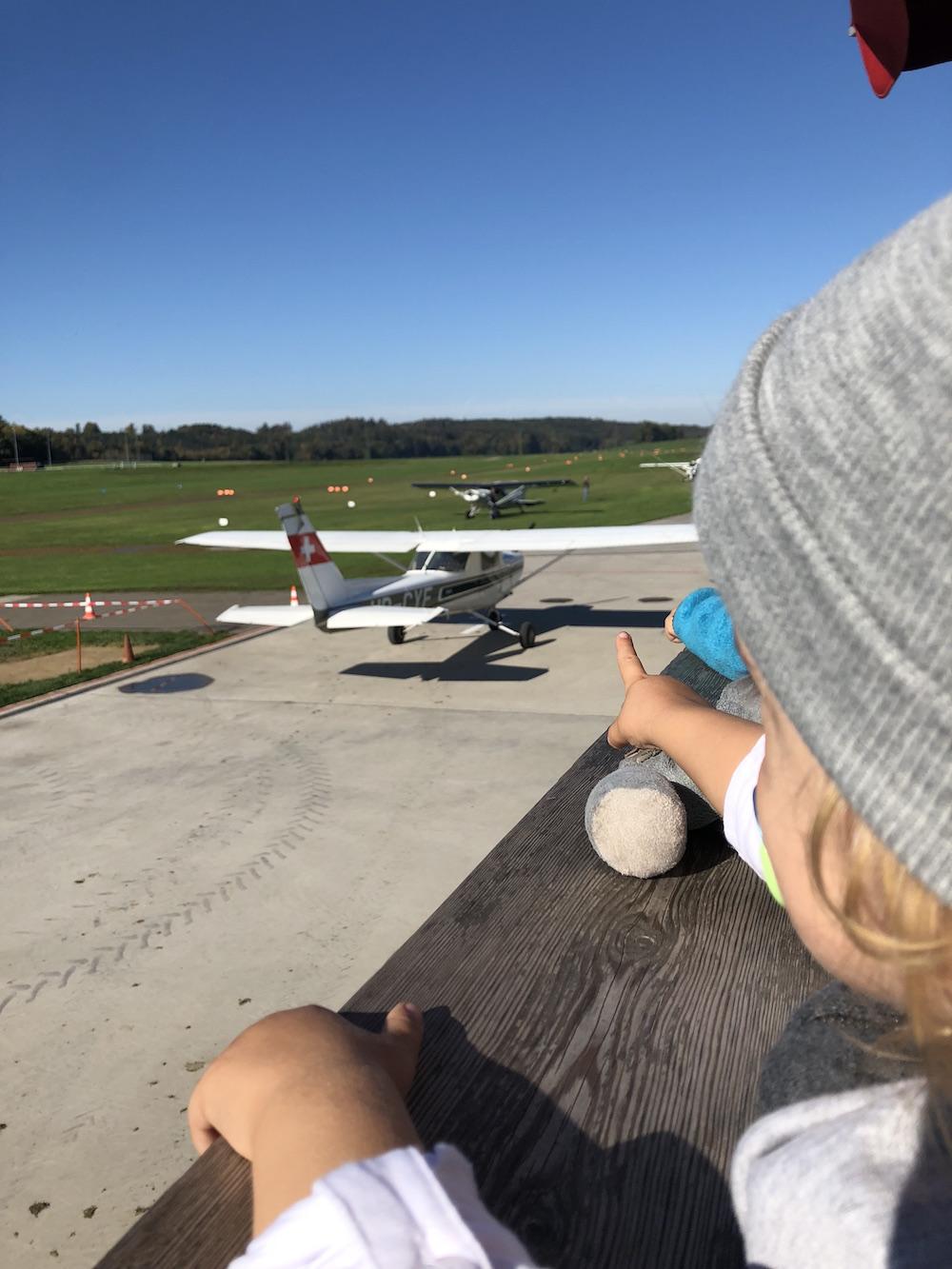 Spielplatztest #4: Flugplatz Speck