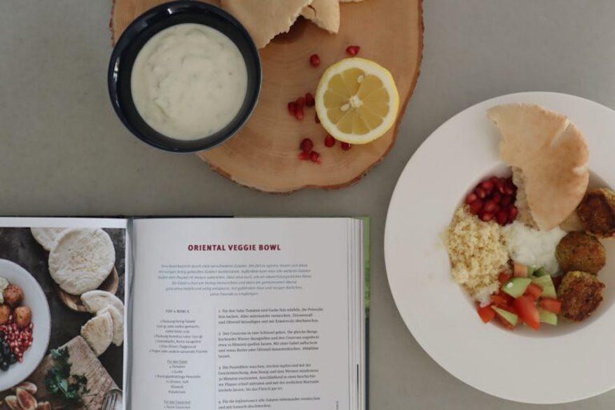 Recipe: Oriental Veggie Bowl