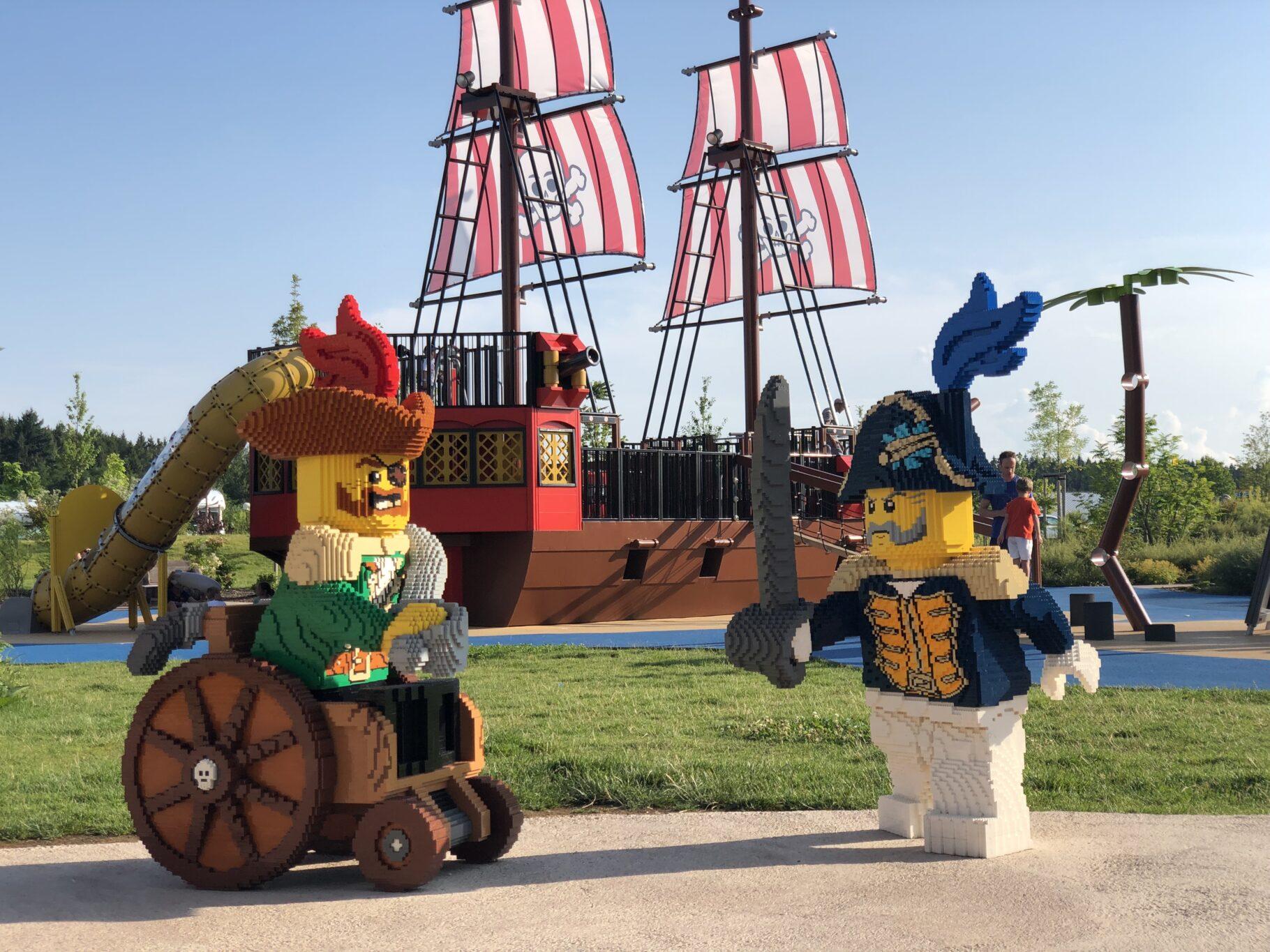 Ein Wochenende im Legoland…