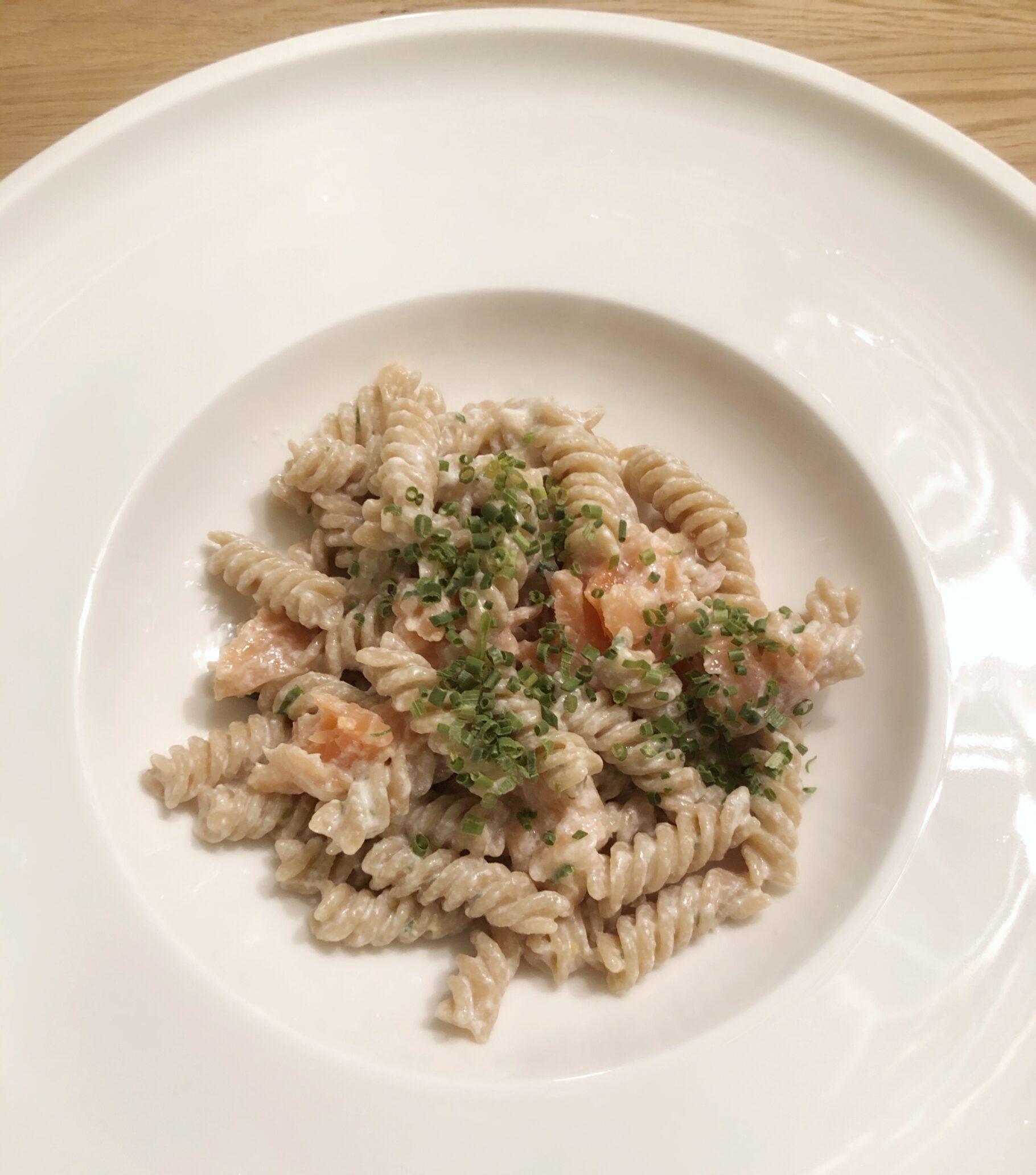 Recipe: Festliche Pasta…