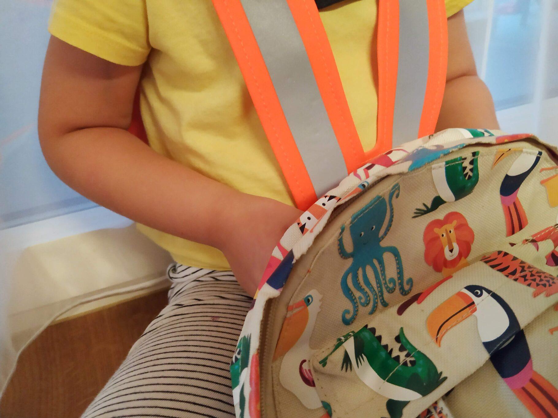 Startklar für den Kindergarten…