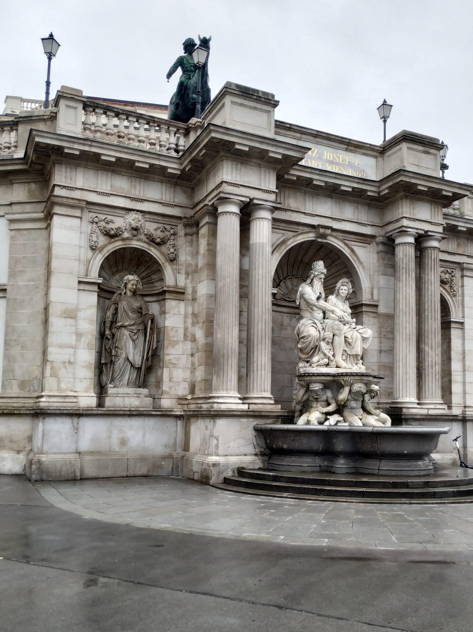Travel Diary: Rund 60 Stunden in Wien…
