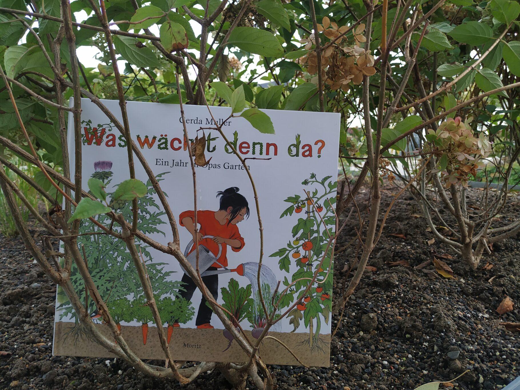 Sieben Kinderbücher…