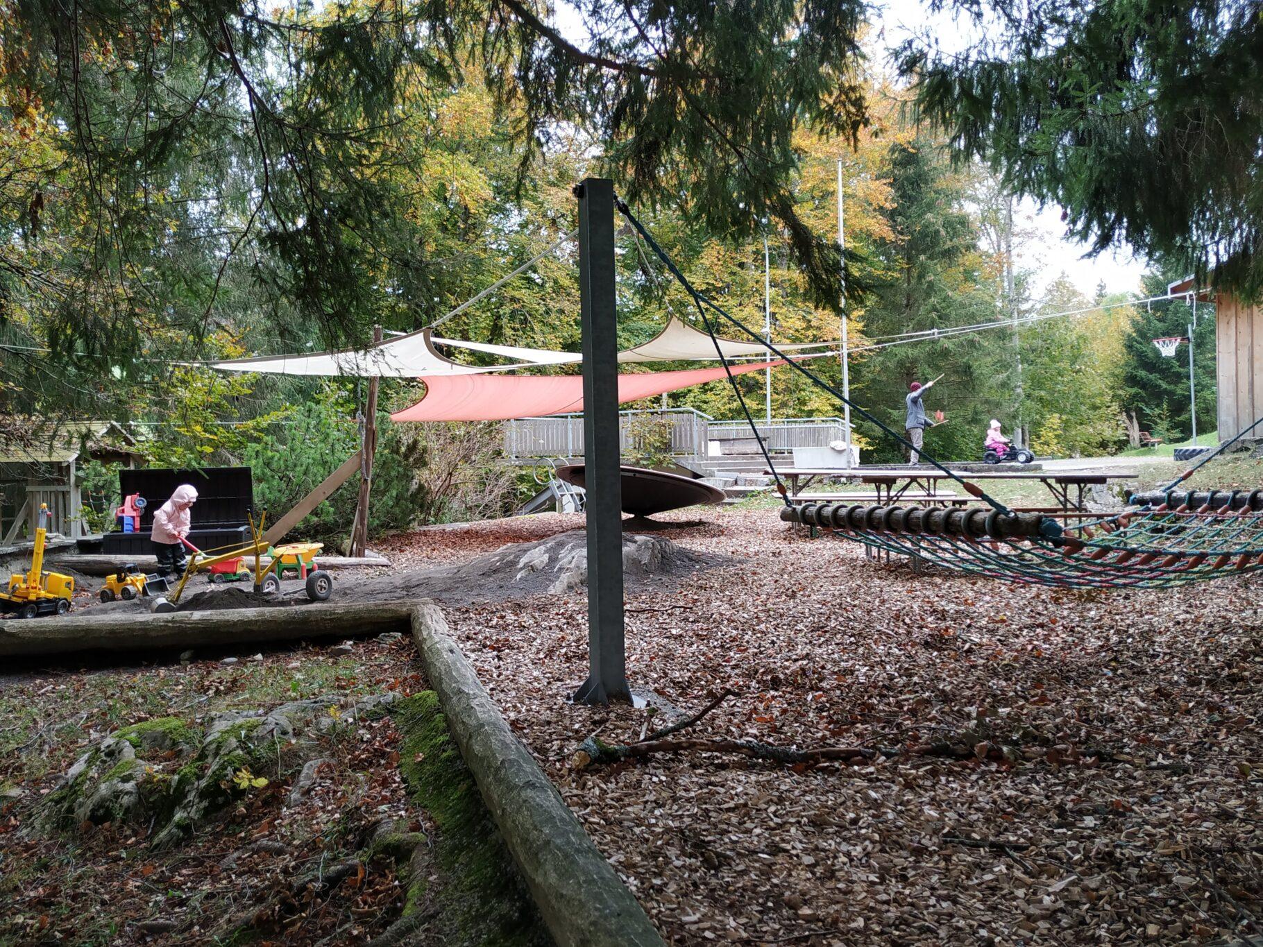 Spielplatztest #7: Eggewäldli Wildhaus